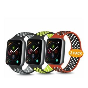 Apple Watch Compatible Band 3 Pack 42MM/44MM